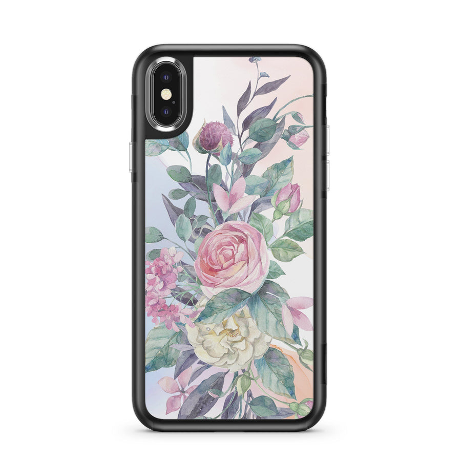 French Roses - Slate Case