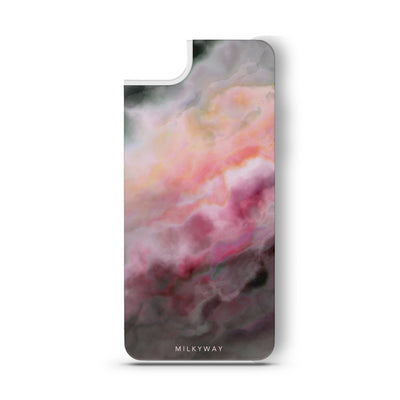 Gale - Slate Backplate - Milkyway Cases -  iPhone - Samsung - Clear Cut Silicone Phone Case Cover