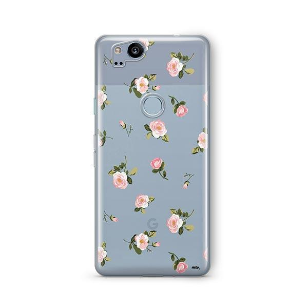 Blush Google Pixel 2 Case Clear