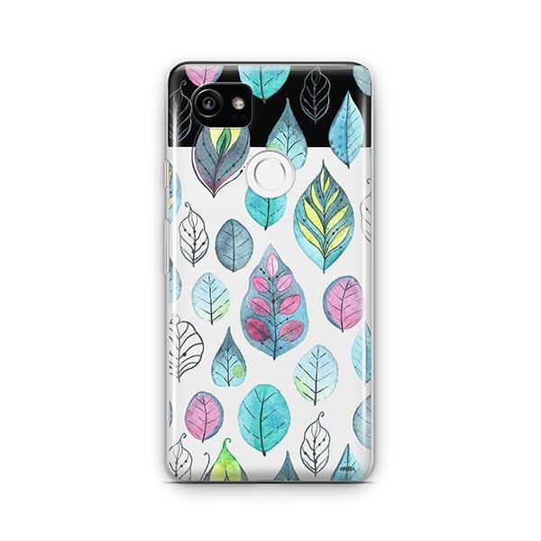 Leaves Google Pixel 2 XL Case Clear