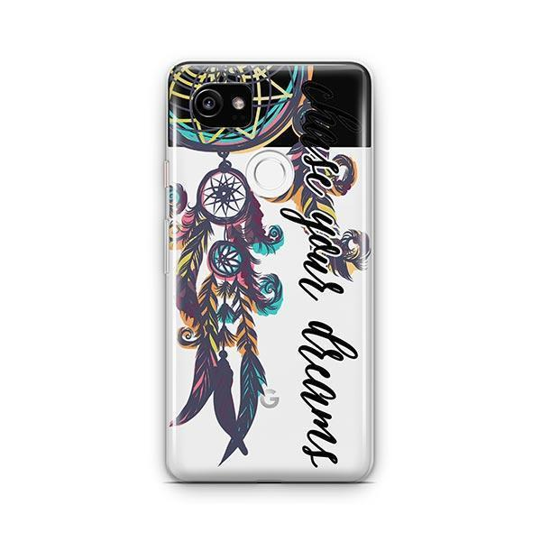 Chase Your Dreams Google Pixel 2 XL Case Clear