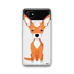 Chihuahua - Google Pixel 2 XL Clear Case