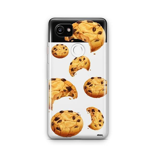 Chocolate Covered Strawberry Google Pixel 2 XL Case Clear