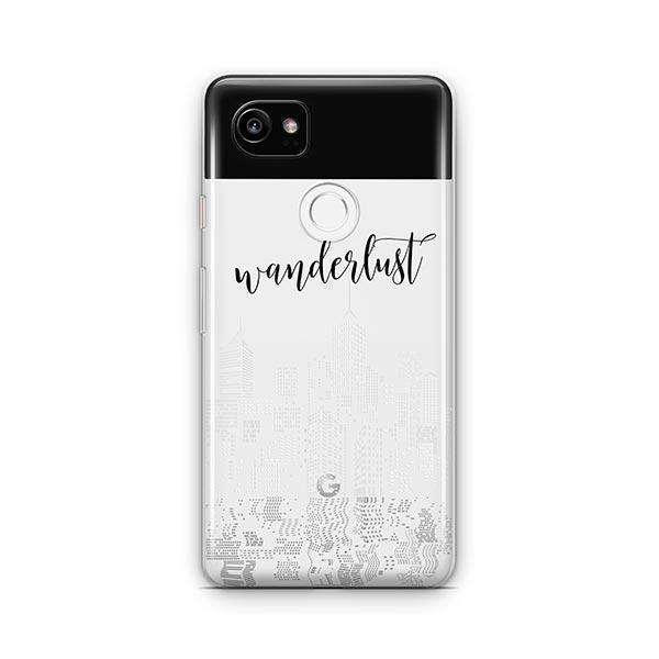 City Wanderlust Google Pixel 2 XL Case Clear