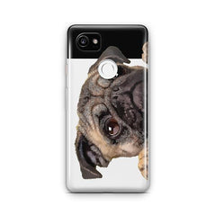 Cry Baby Pug - Google Pixel 2 XL Clear Case