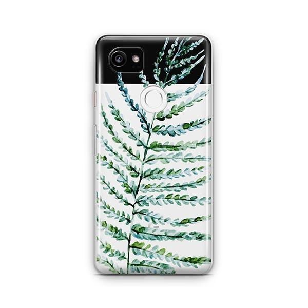 Fern Google Pixel 2 XL Case Clear