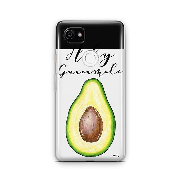 Holy Guacamole Google Pixel 2 XL Case Clear