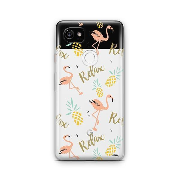 Relax Google Pixel 2 XL Case Clear