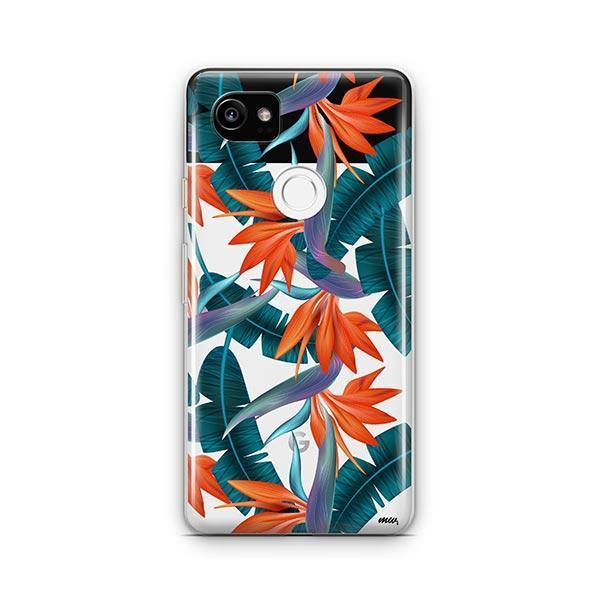 Strelitzia Google Pixel 2 XL Case Clear