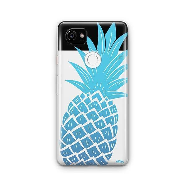 The Big Pineapple Google Pixel 2 XL Case Clear