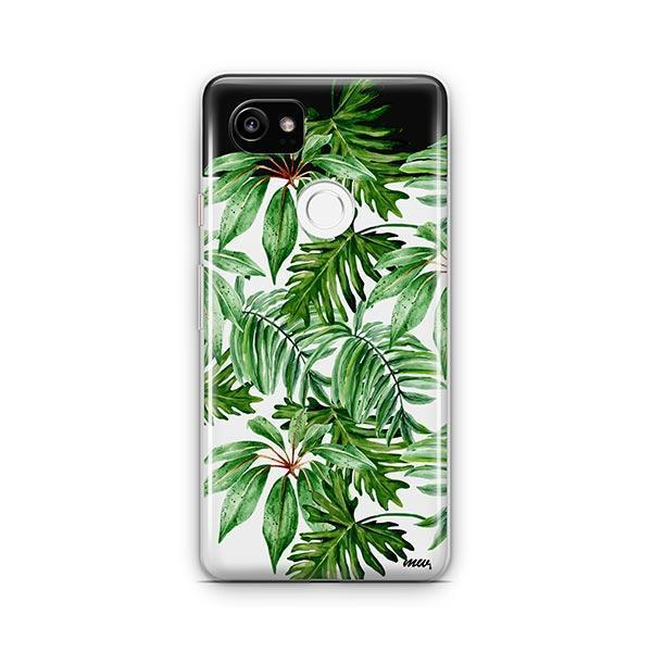 The Tropics Google Pixel 2 XL Case Clear