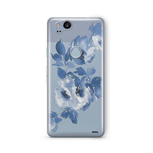 Blue Crush Google Pixel 2 Case Clear