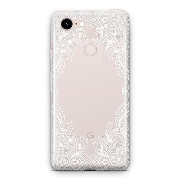 Illume Henna Google Pixel 3 XL Clear Case