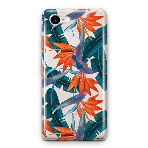 Strelitzia Google Pixel 3 XL Clear Case