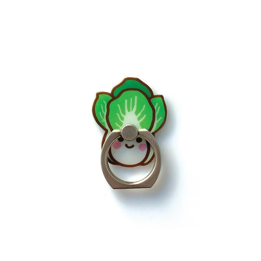 Happy Bok Choy Ring Holder