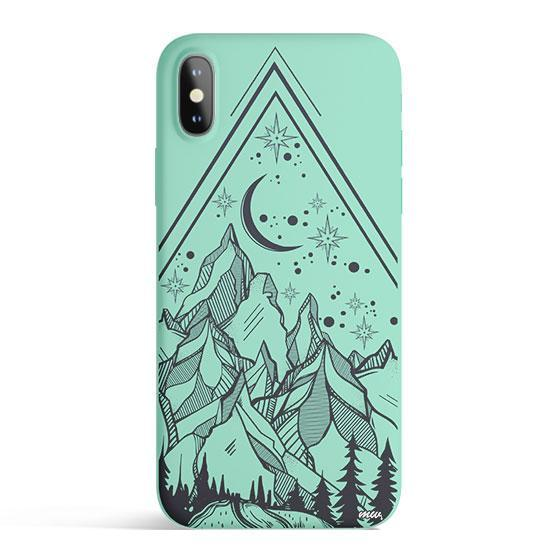 Happy Camper - Matte TPU - iPhone Case