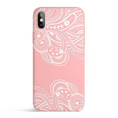 Hazel Henna - Colored Candy Cases Matte TPU iPhone Cover