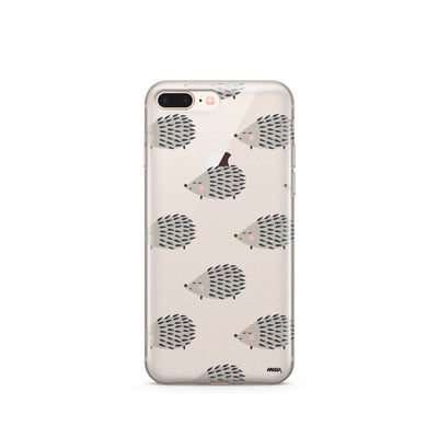 Hedgehog - Clear Case Cover