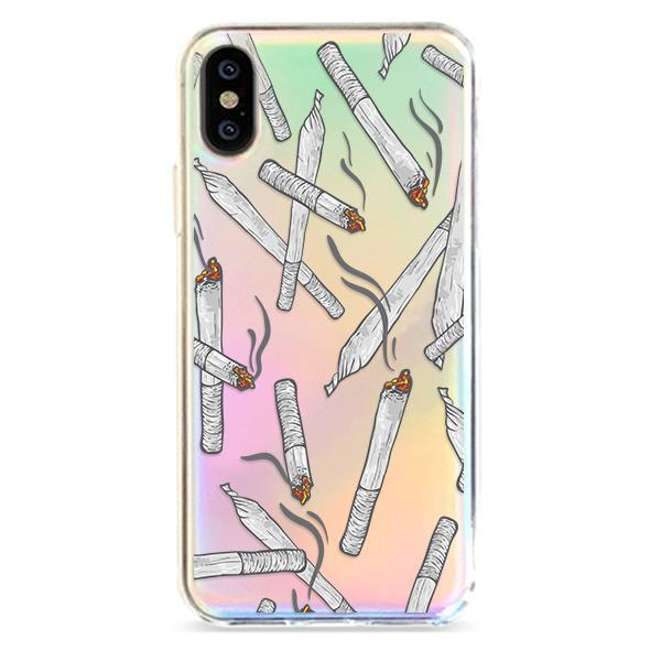 That's The Joint - Holographic iPhone Case