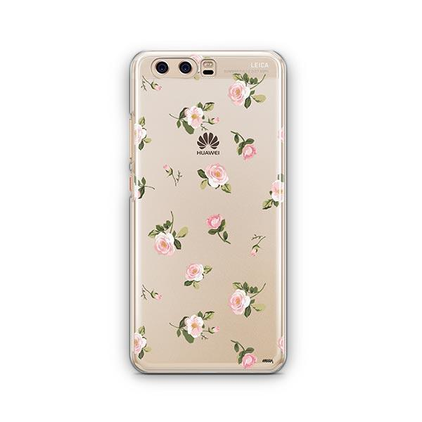 Blush Huawei P10 Case Clear