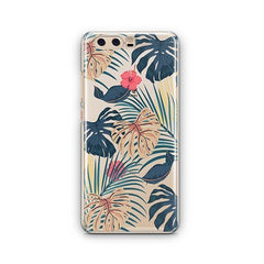 New Day Monstera Huawei P10 Case Clear