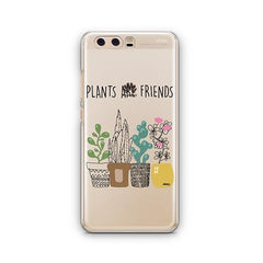 Plants Are Friends Huawei P10 Case Clear