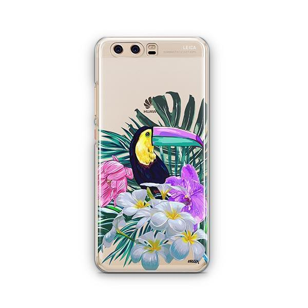 Toucan - Huawei P10 Case Clear