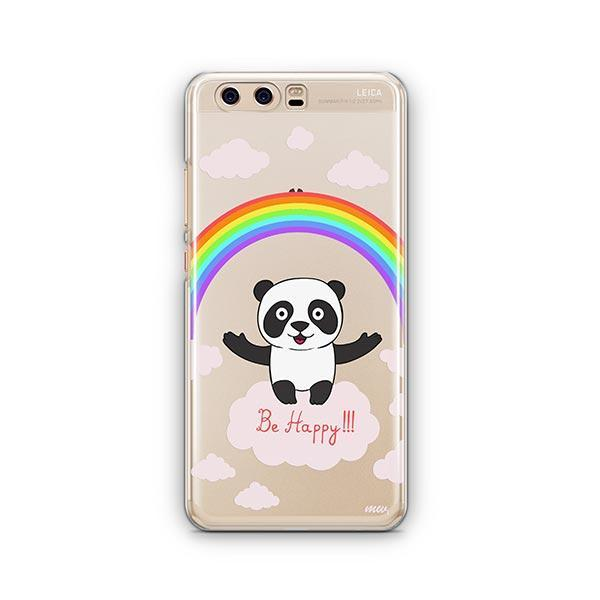 Be Happy Huawei P10 Case Clear