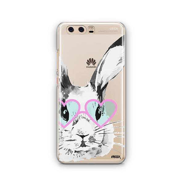 Beverly Hills Bunny - Huawei P10 Case Clear