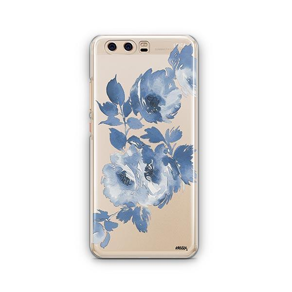 Blue Crush Huawei P10 Case Clear