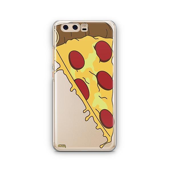 Pizza Slice Huawei P10 Case Clear