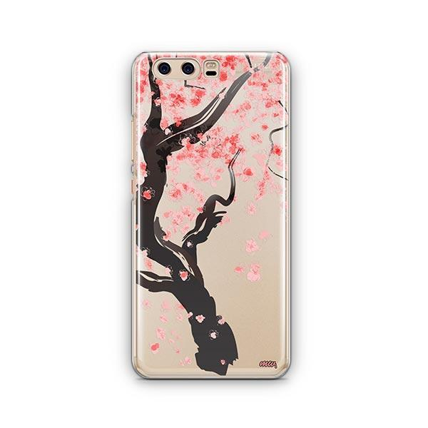 Cherry Blossom Tree Huawei P10 Case Clear
