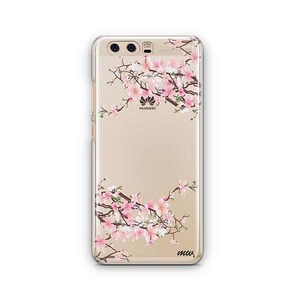 Cherry Blossom Huawei P10 Case Clear