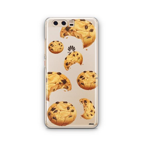 Chocolate Covered Strawberry Huawei P10 Case Clear