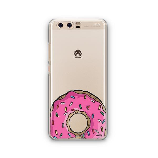 D'ohnuts Huawei P10 Case Clear