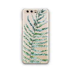 Fern Huawei P10 Case Clear