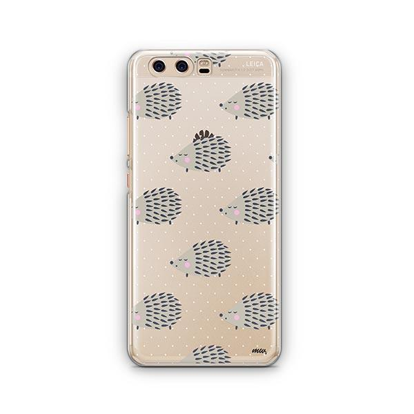Hedgehog - Huawei P10 Case Clear