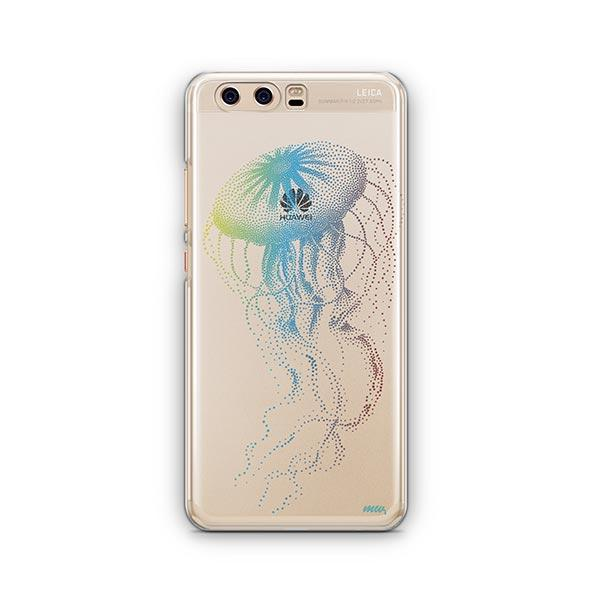 Jelly Fish - Huawei P10 Case Clear