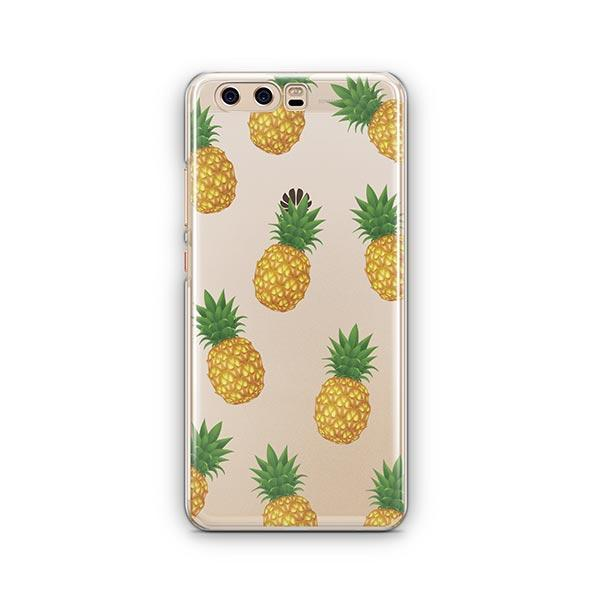 Pineapple Overload Huawei P10 Case Clear