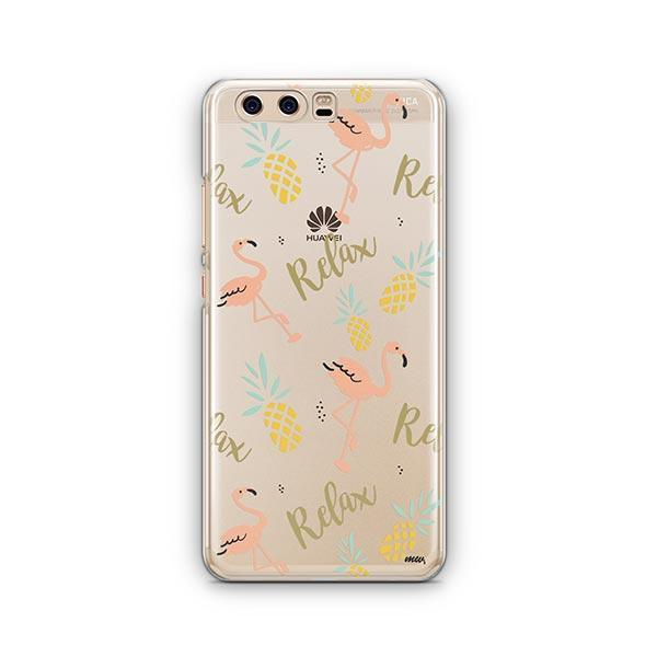 Relax Huawei P10 Case Clear