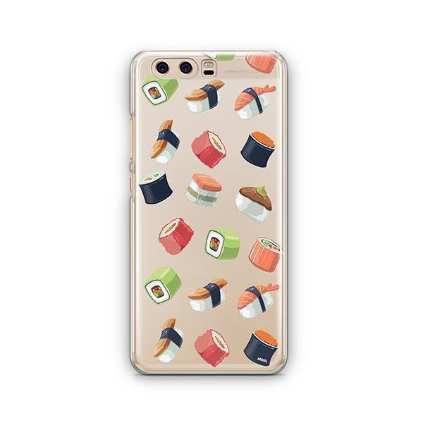 Sushi Lover Huawei P10 Case Clear