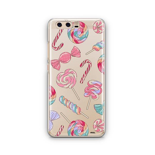 Sweet Tooth Huawei P10 Case Clear