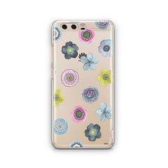 Watercolor Succulent Huawei P10 Case Clear