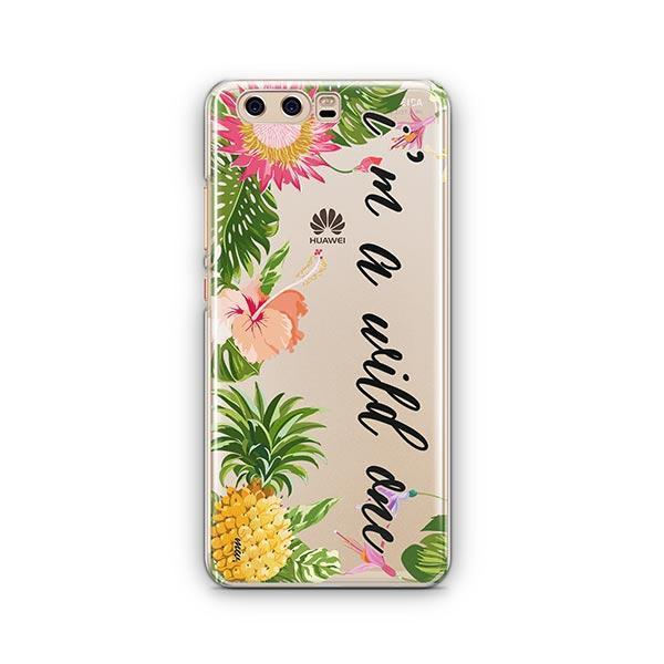 I'm a wild one Huawei P10 Case Clear