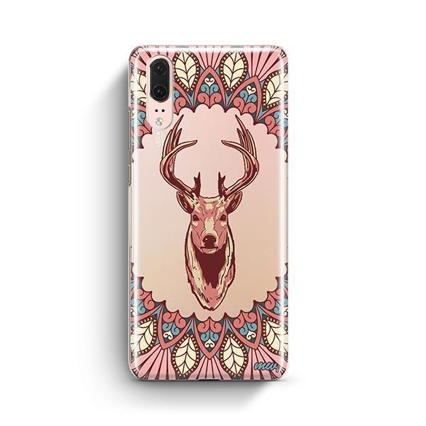 Beauteous Deer - Huawei P20 Case Clear