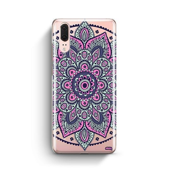 Dakota Mandala Huawei P20 Case Clear