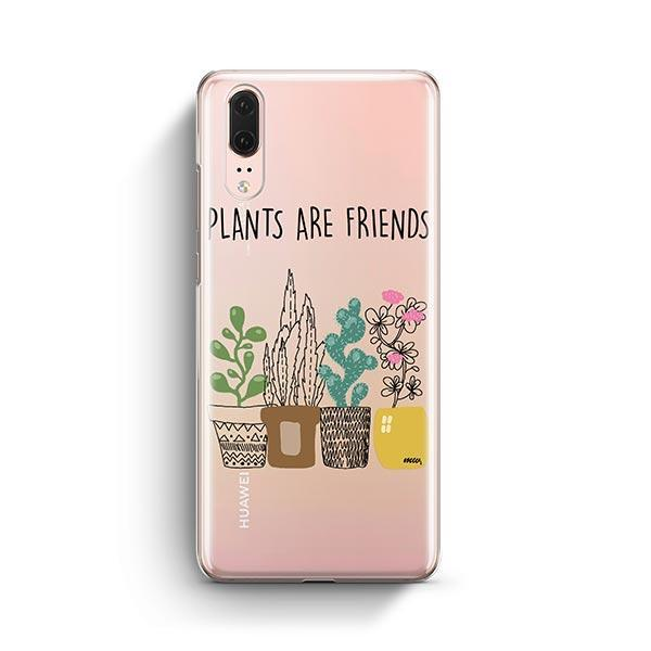 Plants Are Friends Huawei P20 Case Clear