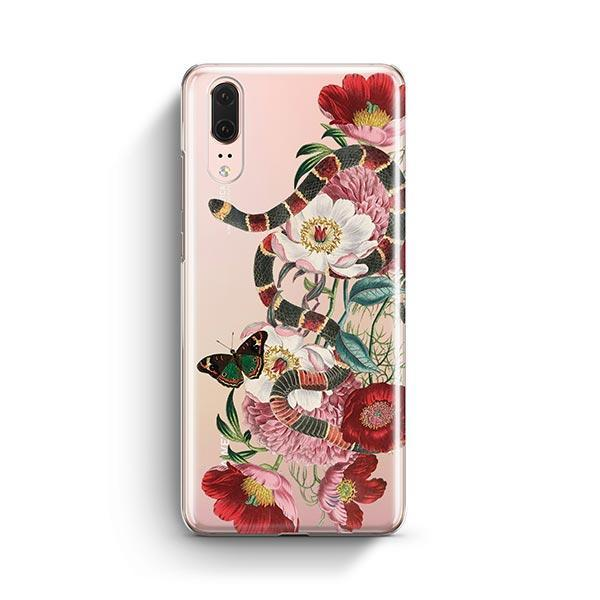 Adam And Eve - Huawei P20 Case Clear