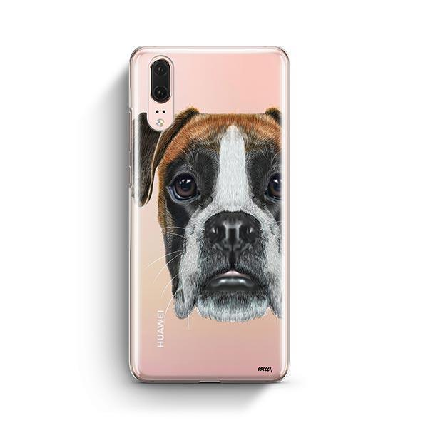 Boxer - Huawei P20 Clear Case