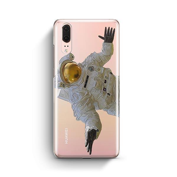 Chella Vibes Huawei P20 Case Clear